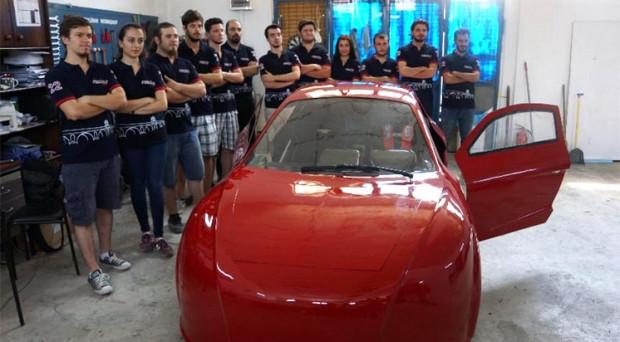Trakyalı öğrencilerin elektrikli otomobili ödül aldı - Page 4