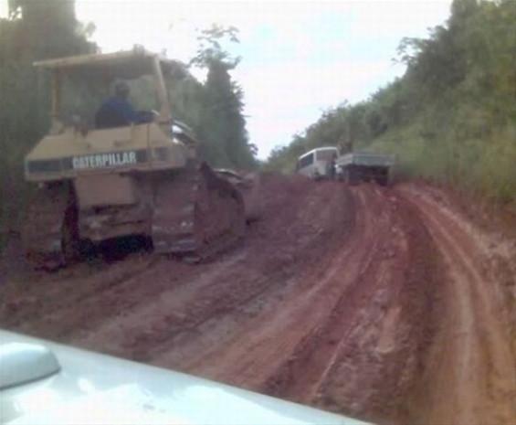 Trans Amazon Yolu dünyanın en korkunç yolu oldu - Page 3