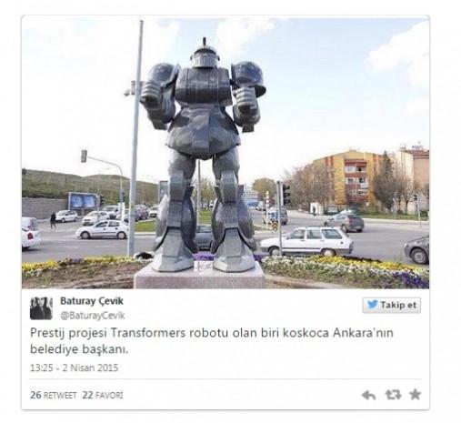 Transformers Robotu gerçek çıkınca sosyal medyada böyle yankı buldu - Page 2