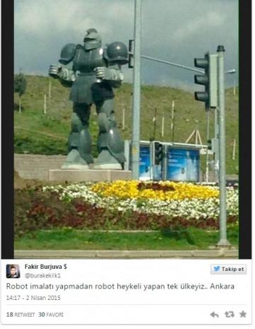 Transformers Robotu gerçek çıkınca sosyal medyada böyle yankı buldu - Page 3