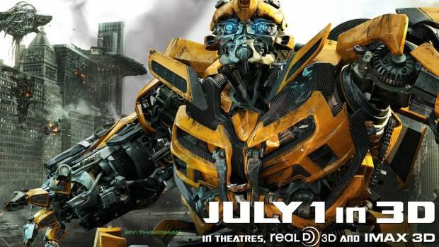 Transformers The Dark Of The Moon Duvar Kağıtarı - Page 4