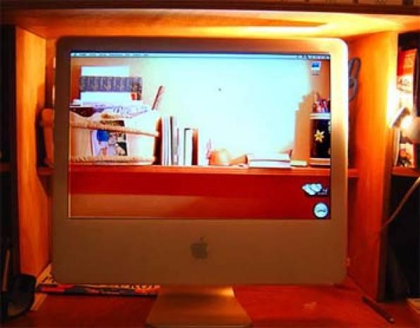 Transparan bilgisayar ekranları - Page 2