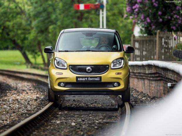 Tren raylarında gidebilen otomobil ''Forrail'' - Page 2