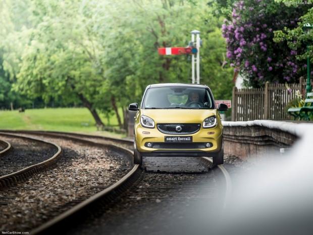 Tren raylarında gidebilen otomobil ''Forrail'' - Page 4