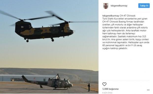 TSK, sosyal paylaşım sitesi Instagram'da hesap açtı - Page 3