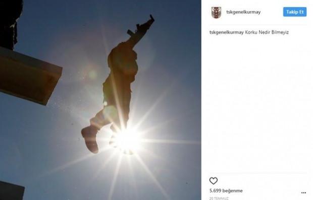 TSK, sosyal paylaşım sitesi Instagram'da hesap açtı - Page 4