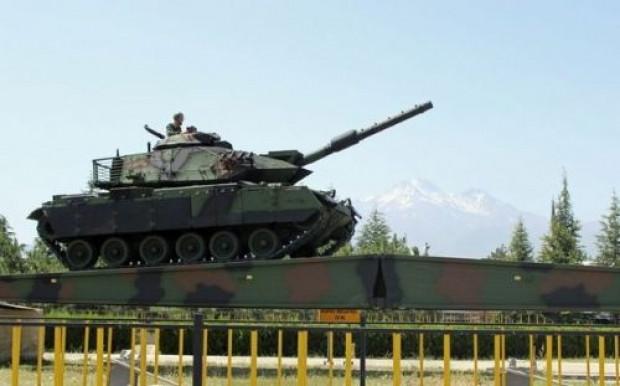 TSK'nın gururu olan tanklar! - Page 2