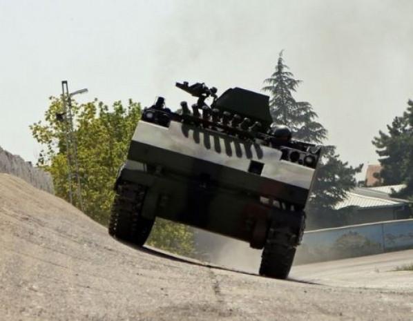 TSK'nın gururu olan tanklar! - Page 3