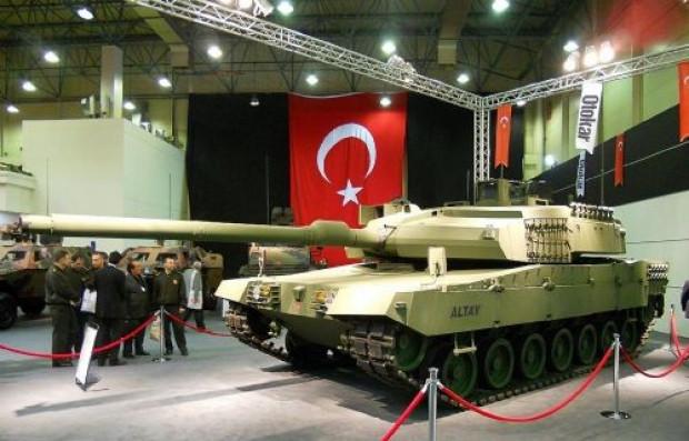 TSK'nın gururu olan tanklar! - Page 4
