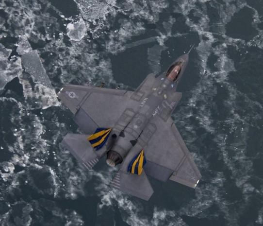 TSK'nın yeni savaş uçağı F-35'lerin görülmemiş özellikleri! - Page 4