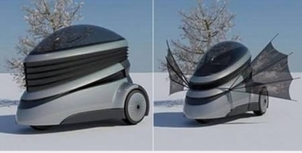 Tuhaf ama havalı tasarımlara sahip birbirinden harika görünen arabalar - Page 2