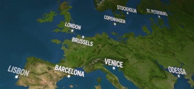 Tüm buzullar eridiğinde yeni dünya haritası nasıl olacak? - Page 4