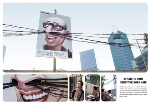 Tüm dünyadan yaratıcılığın doruğuna çıkmış 16 enfes açık hava reklamı - Page 2