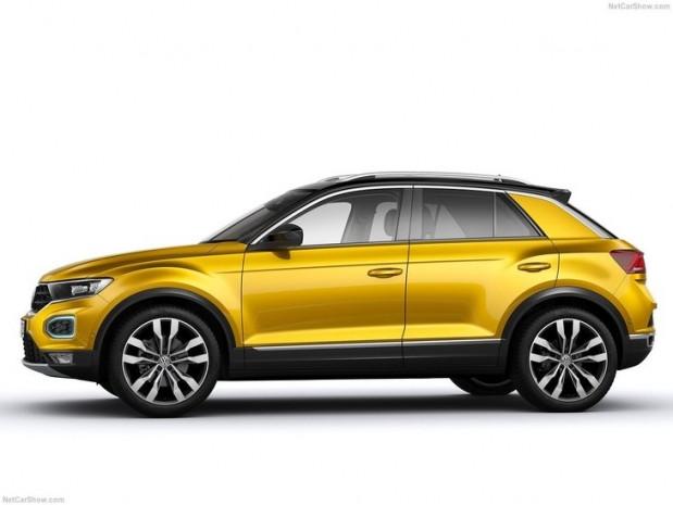 Tüm heybetiyle 2018 Volkswagen T-Roc - Page 1
