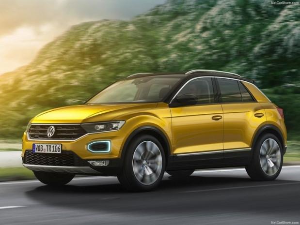 Tüm heybetiyle 2018 Volkswagen T-Roc - Page 4