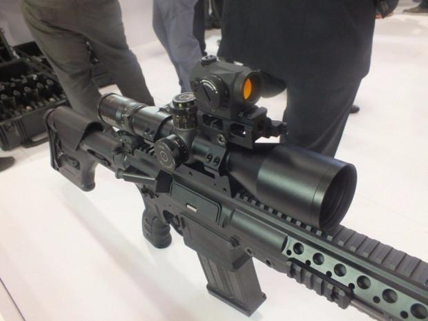 Tüm özellikleriyle Milli Tüfeğimiz MPT-76 - Page 1