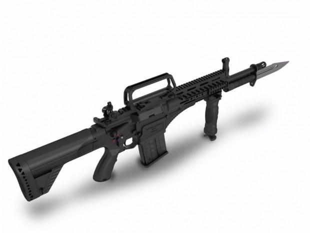 Tüm özellikleriyle Milli Tüfeğimiz MPT-76 - Page 3