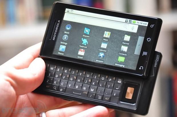 Tüm zamanların en kötü Android telefonları - Page 1