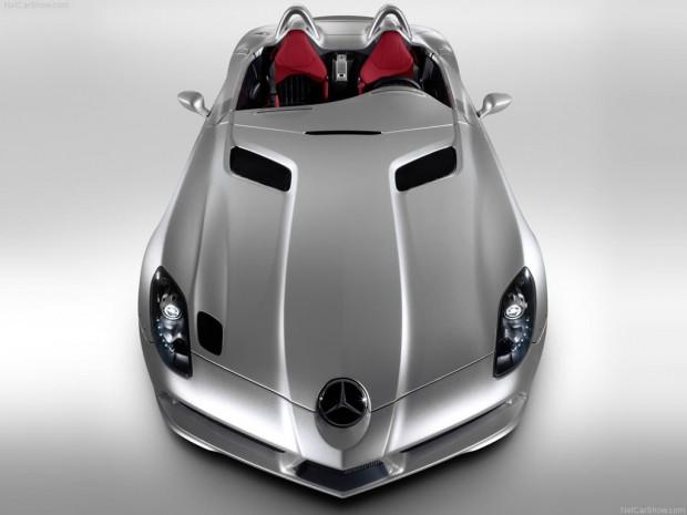Karşınızda Mercedes SLR Mclaren Stirling Moss - Page 1