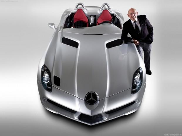 Karşınızda Mercedes SLR Mclaren Stirling Moss - Page 2