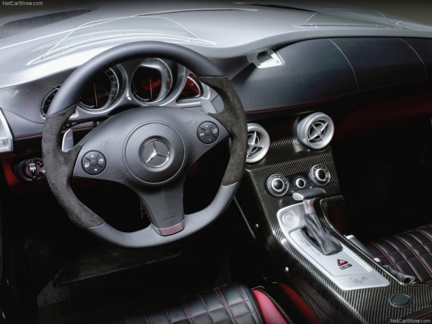 Karşınızda Mercedes SLR Mclaren Stirling Moss - Page 3