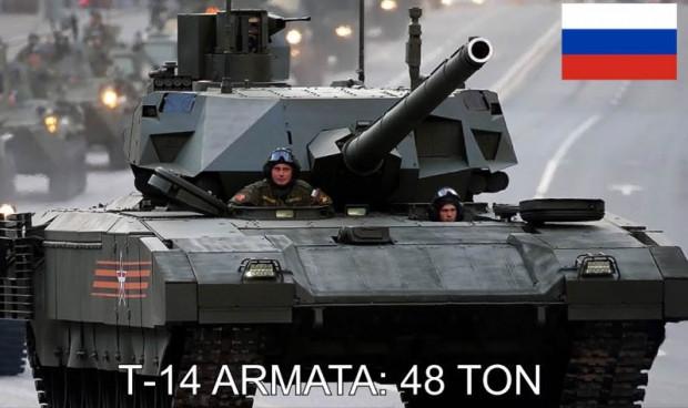 Türk Altay ve Rus Armata karşılaştırıldı - Page 4