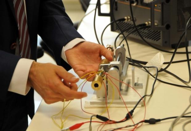 Türk bilim adamları milimetrik motor üretti - Page 3