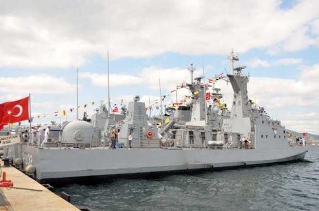 Türk donanmasının denizlerdeki keskin kılıcı - Page 2