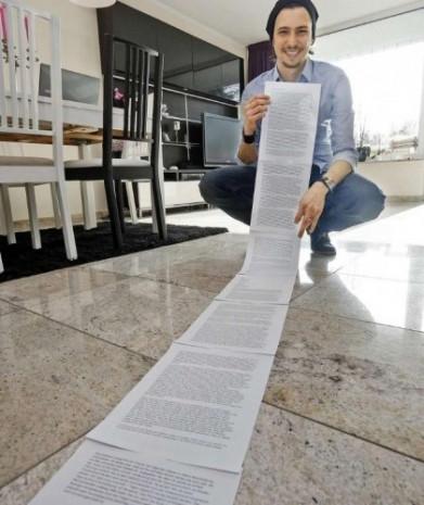 Türk genci öyle bir ilan verdi ki dünya onu konuştu! - Page 3