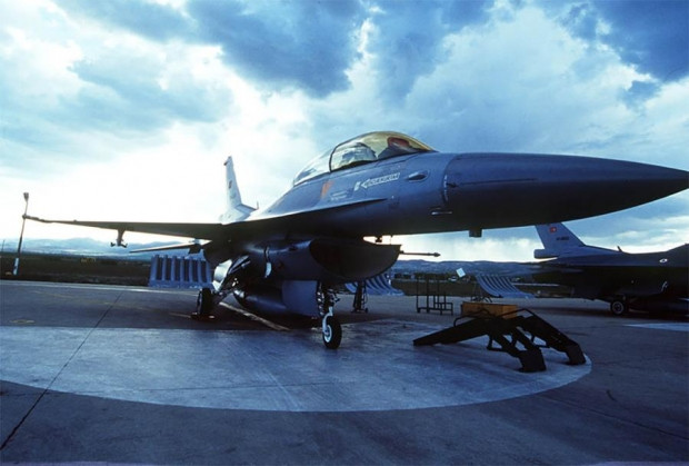 Türk Hava Kuvvetleri'nin envanterinde bulunan uçaklar - Page 1