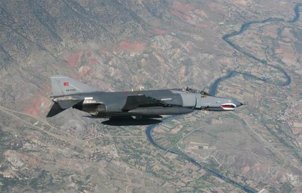 Türk Hava Kuvvetleri'nin envanterinde bulunan uçaklar - Page 2