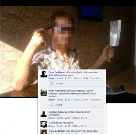 Türk işi Facebook yorumları! - Page 1