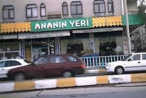 Türk işletmelerinin tuhaf isimleri! - Page 3