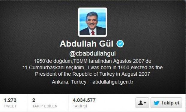 Türk liderlerin Twitter adresleri! - Page 2