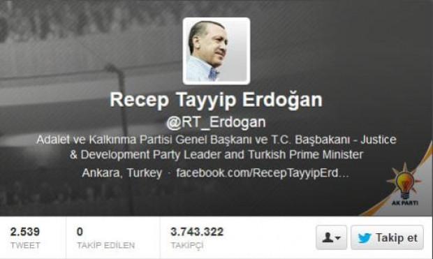 Türk liderlerin Twitter adresleri! - Page 3
