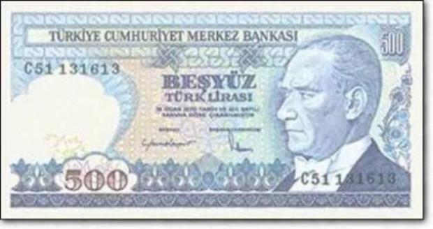 Türk Lirası'nın büyük değişimi - Page 1