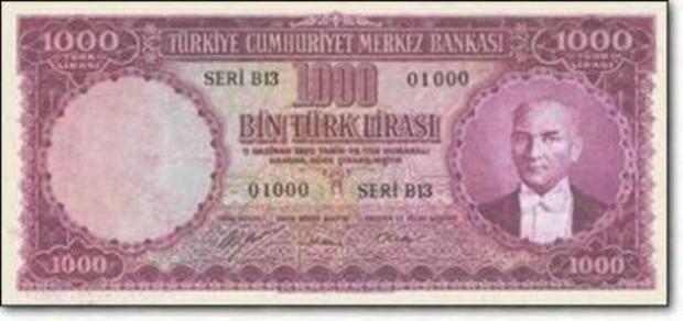 Türk Lirası'nın değişimi - Page 1