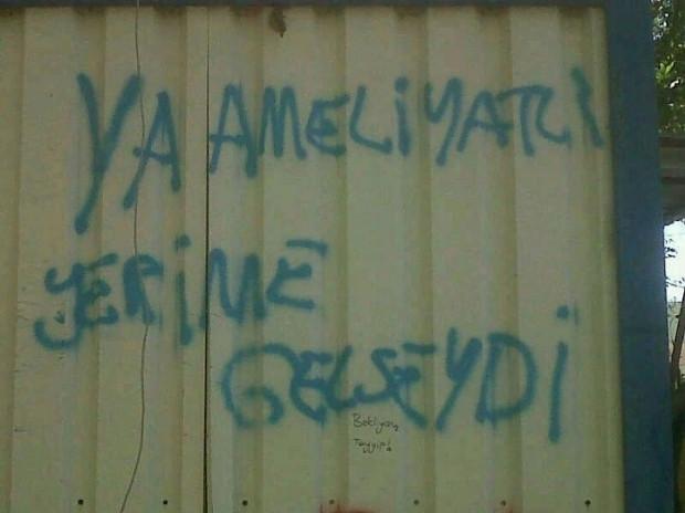 Türk milleti olarak ne kadar yaratıcı bir mizah anlayışımızın olduğunun kanıtı 17 duvar yazısı - Page 3