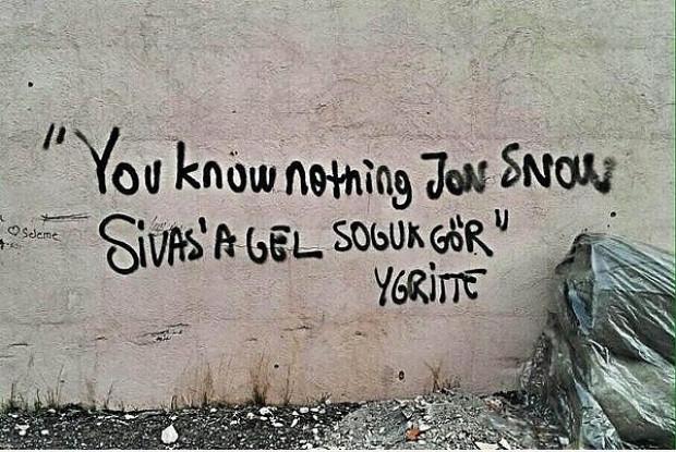 Türk milleti olarak ne kadar yaratıcı bir mizah anlayışımızın olduğunun kanıtı 17 duvar yazısı - Page 4
