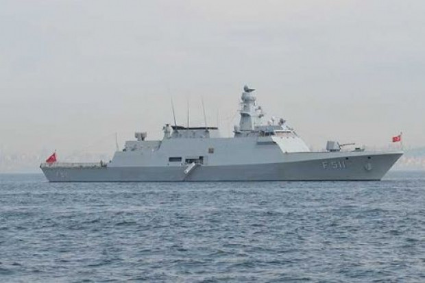 Türk ordusunun hayalet gemisi ''MİLGEM'' hakkında herşey - Page 1