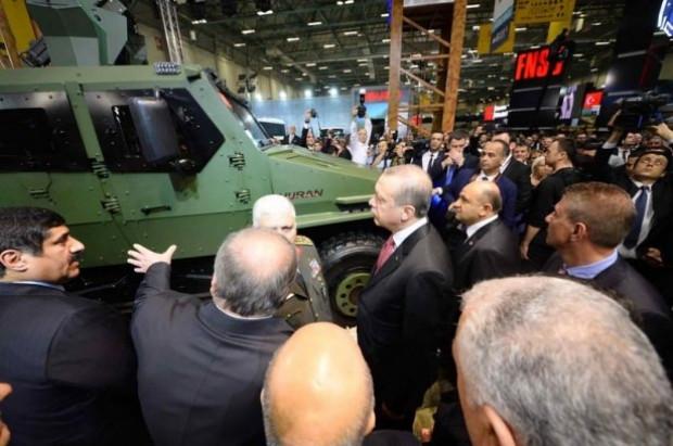 Türk ordusunun son teknoloji silahları sergileniyor - Page 2