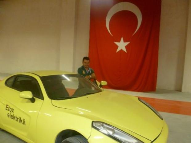 Türk otosuna F1 desteği geliyor! - Page 1