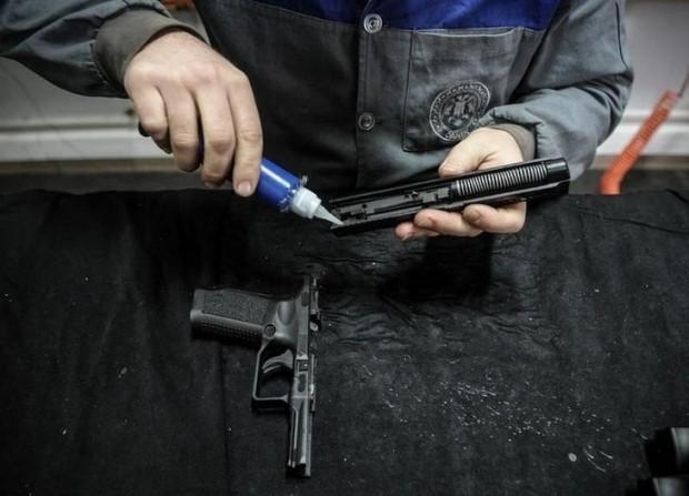 Türk polisine son teknoloji silahlar! - Page 4