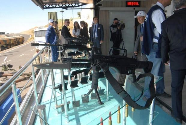 Türk savunma sanayisi göz dağı verdi - Page 1
