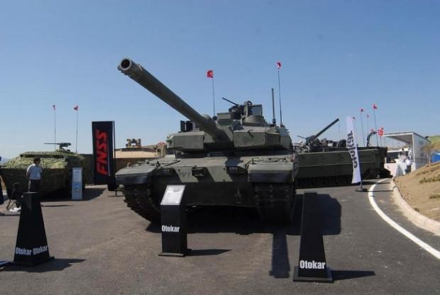 Türk savunma sanayisi göz dağı verdi - Page 2