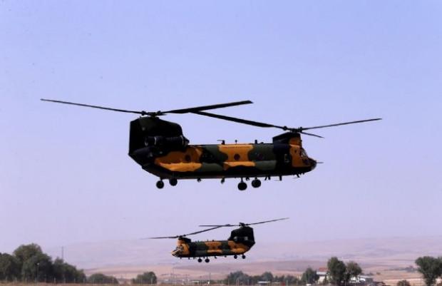 Türk Silahlı Kuvvetlerine yeni katılan CH-47F yük helikopteri hakkında her şey - Page 1