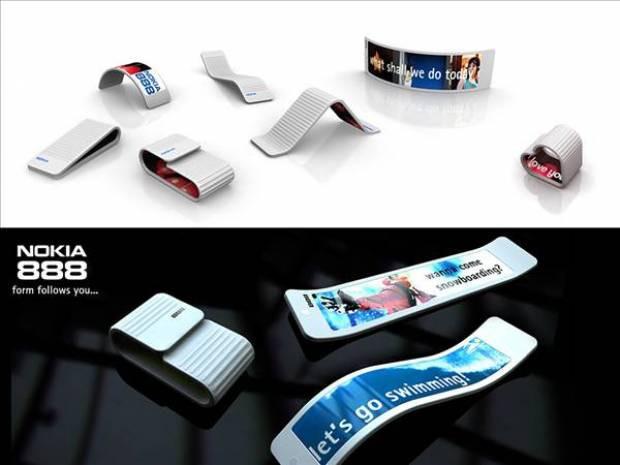 Türk tasarımcının Nokia 888 çizimleri ödül aldı - Page 1