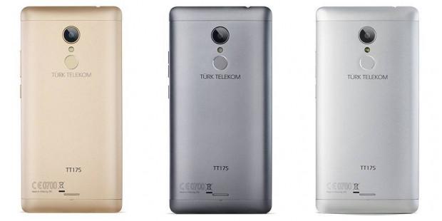 Türk Telekom'un ilk akıllı telefonu: TT175 - Page 1