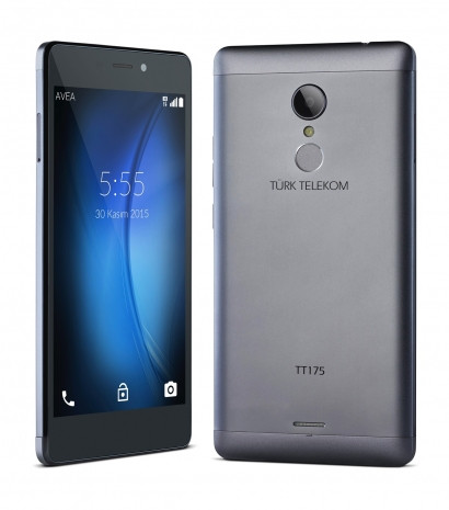 Türk Telekom'un ilk akıllı telefonu: TT175 - Page 2