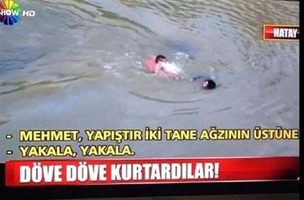 Türk televizyon tarihinde güldüren anlar - Page 1